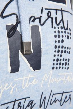 sweatshirt wit SPI-1908-3126 - 6/7