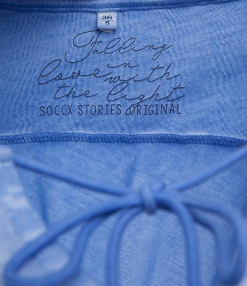 tričko STO-1804-3268 blue lavender XXL - 6