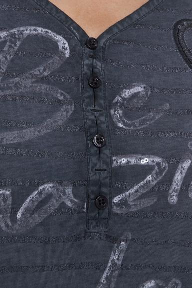 Tričko STO-1912-3514 Fog Black|XS - 6