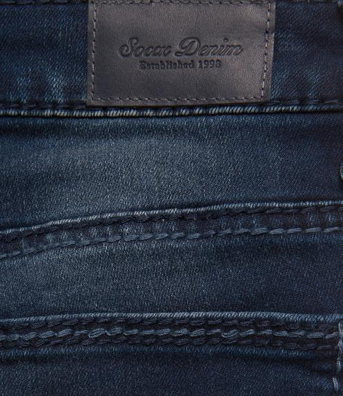 Džíny SDU-1855-1279 dark blue|29 - 6