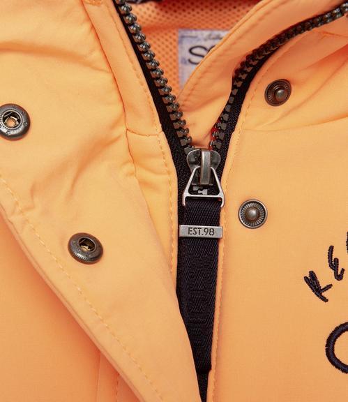Softshellová bunda SPI-1900-2170 lush orange|XS - 6