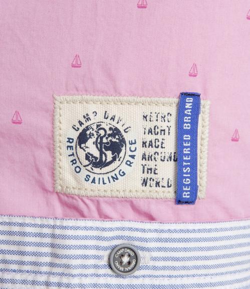 košile CCB-1901-5096 cool light pink|XL - 6
