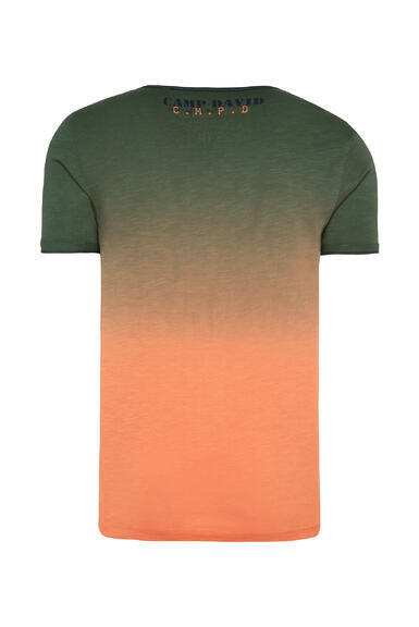 Tričko CCG-2102-3991 jungle green|L - 6