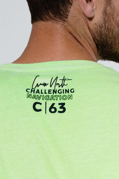 Tričko CCB-1907-3831 Signal Green|S - 6