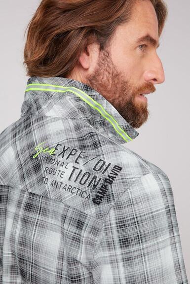 Košile CB2108-5206-22 anthra|XL - 7