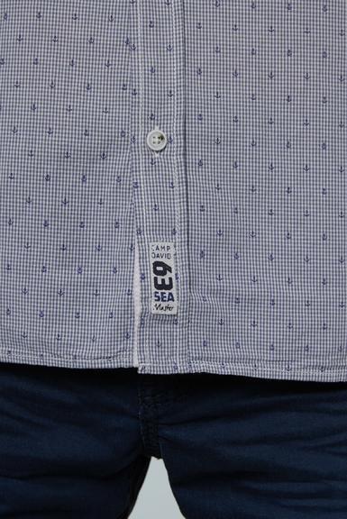 Košile CCB-2002-5639 cliff grey|S - 7