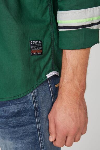 Košile CCB-2010-5256 green sea|L - 7