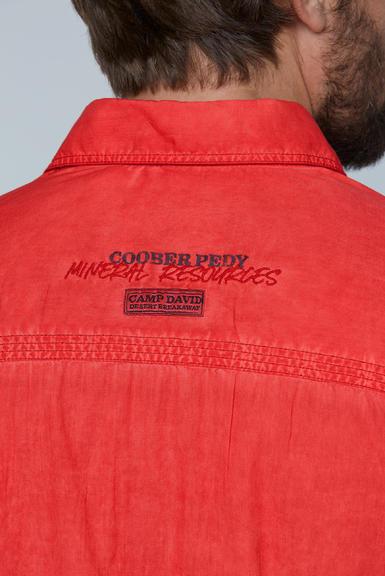 Košile CCG-2003-5713 red orange|M - 7
