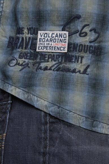 Košile CCG-2012-5675 wild khaki/black|XXL - 7