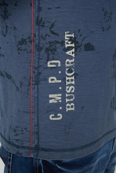 Tričko CG2107-3075-21 blue grey|L - 7