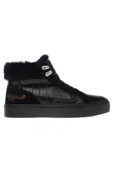 Zimní boty SCU-2010-8568 black|36 - 7