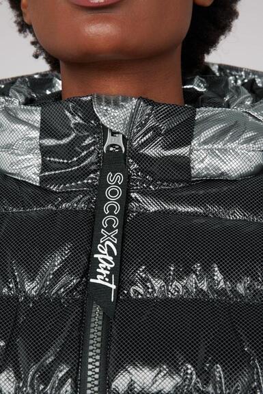 Bunda SP2155-2300-31 black metallic|L - 7