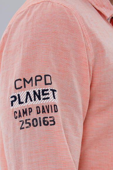Košile CCB-1908-5009 mission orange|S - 7