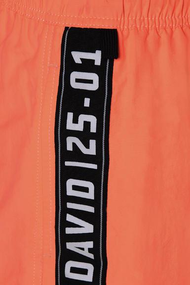 Plážové kraťasy CCB-2004-1625 neon orange|XXL - 7