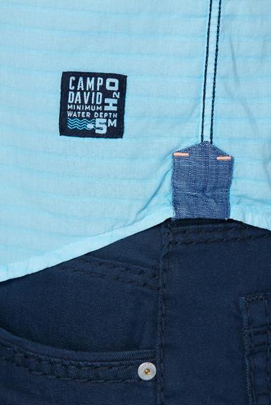 Košile CCB-2004-5678 fresh aqua|S - 7