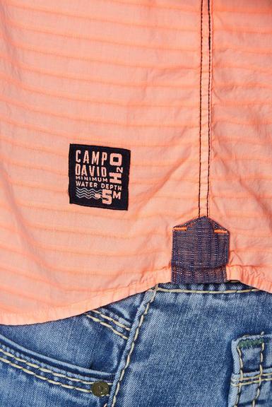 Košile CCB-2004-5678 neon orange|S - 7