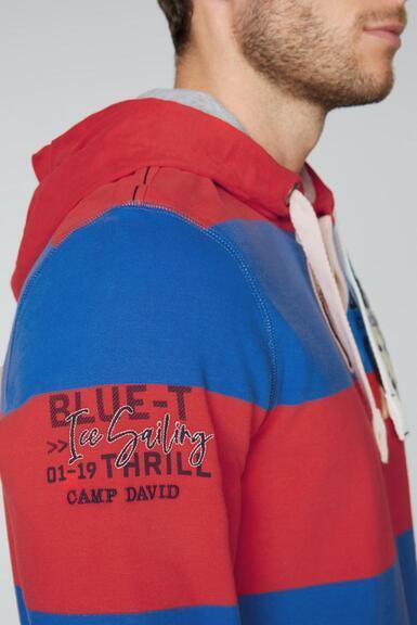 Tričko CCB-2011-3263 speed red|L - 7
