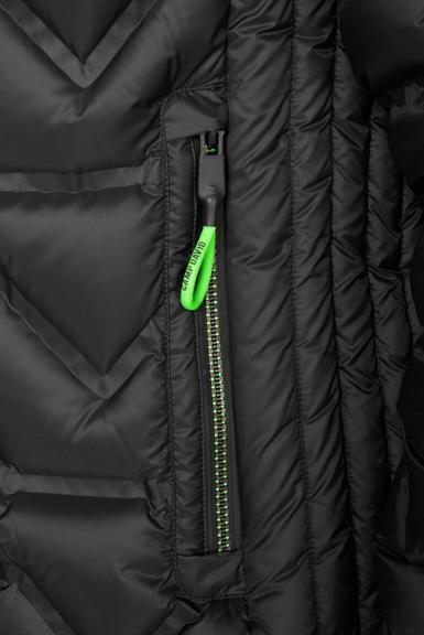 Péřová bunda CCB-2055-2285 Black|M - 7