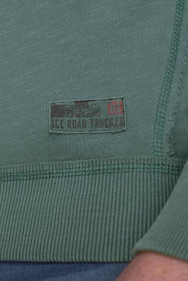 Mikina CCG-1910-3073 grey green|S - 7