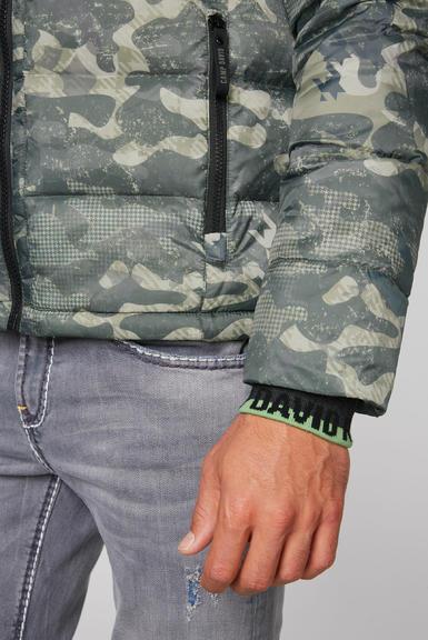 Péřová bunda CCG-2055-2362 khaki|XL - 7
