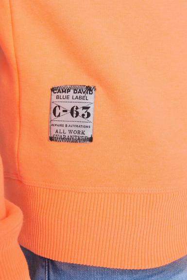 Mikina CCU-1955-3018 neon orange|XXXL - 7