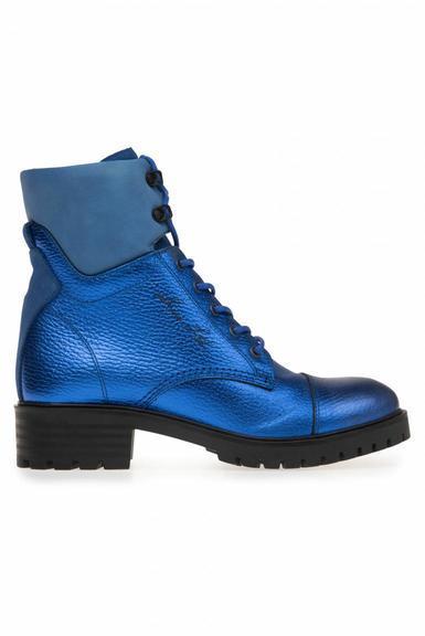 Zimní boty SCU-2055-8582 Metallic Blue 37 - 7