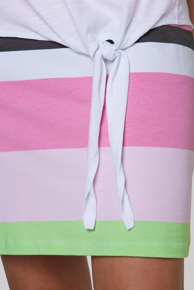 Šaty 2 v 1 SPI-2003-7809 opticwhite|XS - 7