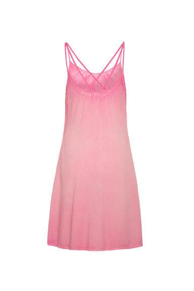 Letní šaty SPI-2003-7991 Lush Rose S - 7