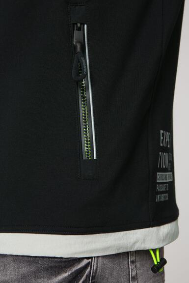 Mikina CB2109-3211-11 black|XXL - 7