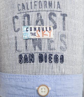 shirt 1/2 stri CCB-1804-5418 - 7/7