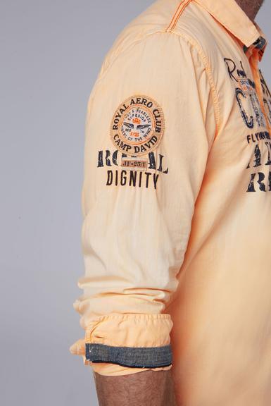 Košile CCB-1911-5410 sunrise neon|L - 7
