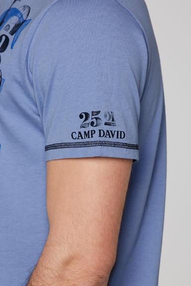 Tričko CCB-2006-3070 Blue Dawn|XXXL - 7