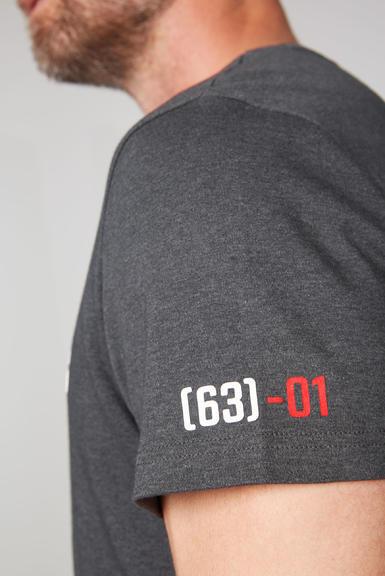 Tričko CCB-2008-3295 Anthra Melange|M - 7