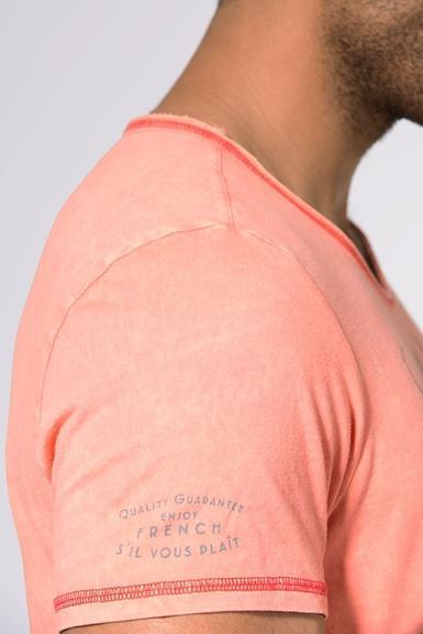 Tričko CCD-1906-3817 Peach Red|M - 7