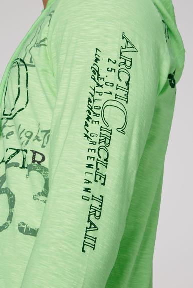 Tričko CCG-2007-3100 signal green|M - 7