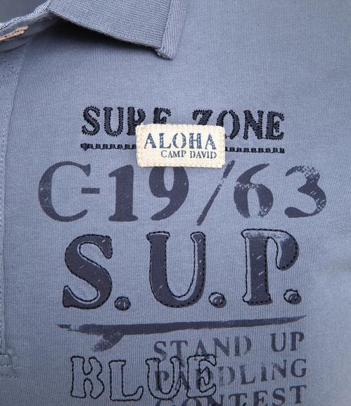 Polotričko CCU-1855-3599 cliff grey XXL - 7