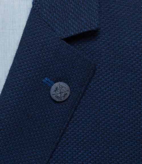 Modré sako|50 - 7