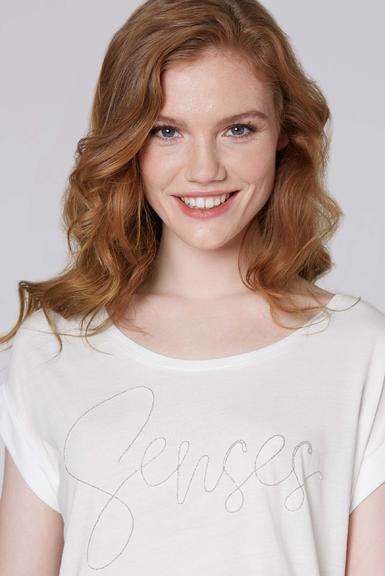 Tričko SCU-2000-3370 Cotton White L - 7