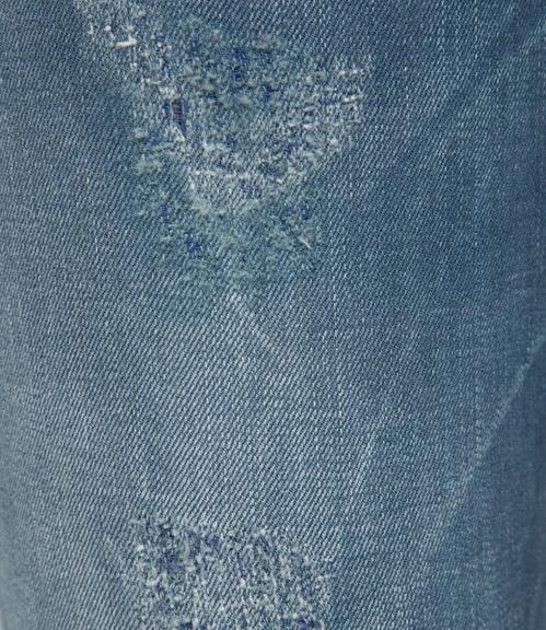 Džíny SDU-1855-1303 indigo vintage|26 - 7