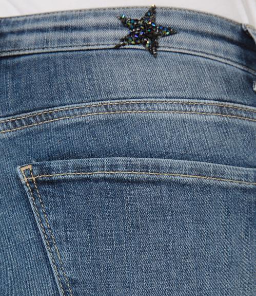 3/4 džíny SDU-1855-1356 blue used|25 - 7