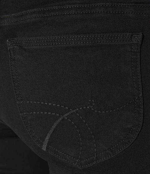 Strečové Džíny Comfort Fit SDU-9999-1700 Black|29 - 7