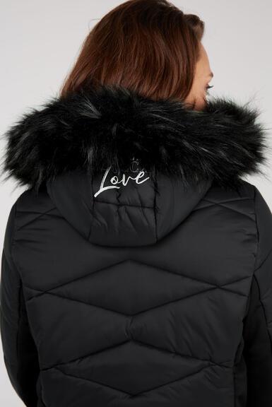 Kabát SP2155-2299-32 black|M - 7