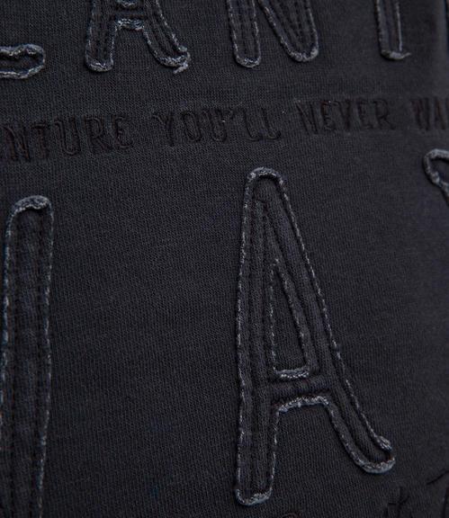 Mikina SPI-1709-3619 dusty black|M - 7