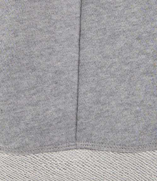 Mikina 3/4 rukáv SPI-1710-3639 grey melange|XL - 7