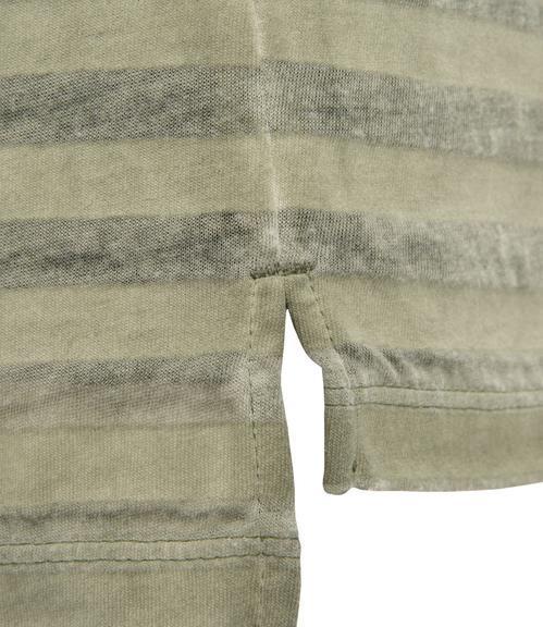Tričko 2v1 SPI-1801-3106 pale khaki XS - 7