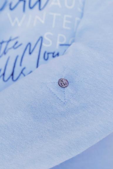 Tričko SPI-1908-3120 icy blue melange|XL - 7