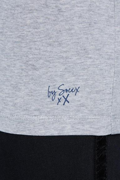 Tílko SPI-2000-3861 light grey melange XS - 7
