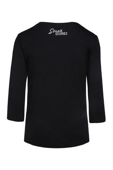 Tričko STO-1912-3515 Black|XS - 7