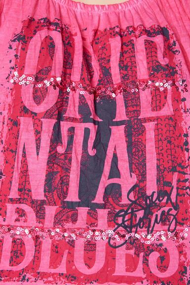 Tričko STO-2004-3846 oriental pink|S - 7