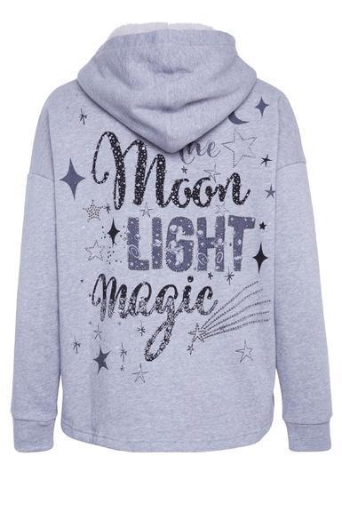 Mikina STO-1909-3190 moon grey melange|XXL - 7